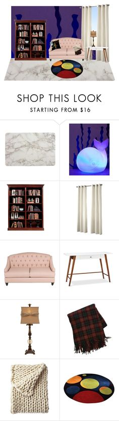 """""""Без названия #6240"""" by maria-kononets ❤ liked on Polyvore featuring interior, interiors, interior design, home, home decor, interior decorating, Fizz Creations, Ralph Lauren and Serena & Lily"""