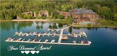 Whitefish Montana Lodging at The Lodge at Whitefish Lake - Official Site