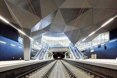 Estación del AVE en Logroño. Iñaki Ábalos, Renata Sentkiewicz   Ferrocaril   Experimenta