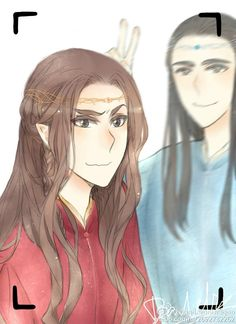 Wow Fingolfin! And you wonder why Fëanor doesn't like you XD