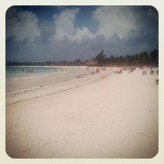 Como para vivir en el paraiso- el #caribe