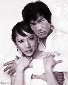 Bruce Lee & Lucy Liu