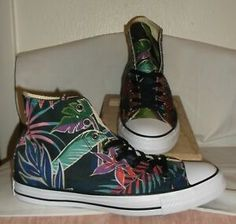 5c9f829a73dc Nwob  converse chuck taylor all star~ unisex high top sneakers~ wmns 11   mens 9