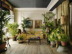 The Magical world of Sera Hersham-Loftus / Sera of London (Justina Blakeney - The Jungalow) Interior Styling, Interior Design, Boho Home, Style Deco, Stylish Home Decor, Interior Exterior, Interior Livingroom, Home Interior, Bohemian Decor