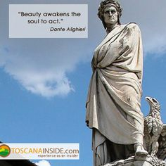 The role of beauty in the opinion of #Dante Alighieri. #quoteoftheday