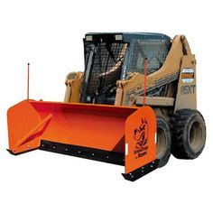 Buyers Products 2603110 Skid-Steer Snow Pusher 10' Wide >  Assembly: Assembled. Minimum Machine Horsepower: 70+. Minimum Machine Weight Lbs: 7000. Mount Type: Universal using Quick Coupler Attachment. Type: Skid-Steer Snow Pusher.  [amz_corss_sell a... Check more at http://farmgardensuperstore.com/product/buyers-products-2603110-skid-steer-snow-pusher-10-wide/