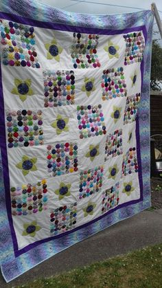 Made for raffle in aid of Dorset & Somerset Air Ambulance by the ladies of Stitch & Brue for their first quilt show.
