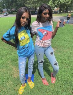 Source by fendiiprintson outfits for teens Twin Outfits, Baddie Outfits Casual, Swag Outfits For Girls, Teenage Girl Outfits, Cute Swag Outfits, Teen Fashion Outfits, Dope Outfits, Trendy Outfits, Tween Fashion