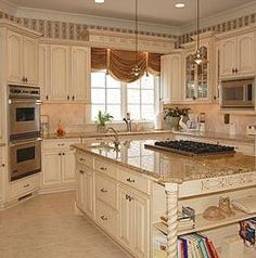 custom white kitchens | Kitchen Cabinets and Choosing Kitchen Cabinets