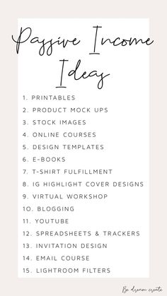 Ready to start a creative online business that lets you work from home making passive income? - Entrepreneurs - Ideas of Buying First House Starting A Business, Business Planning, Business Tips, Online Business, Small Business Plan, Small Business Marketing, Business Quotes, Business Design, Make Money Blogging