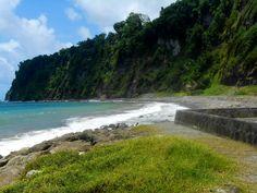 #Grand-Rivière #Martinique