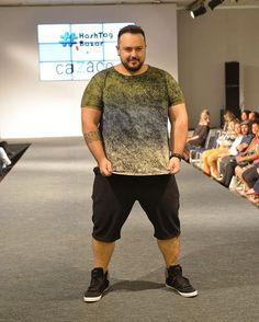 Dicas reais de estilo para homens gordinhos! Moda Masculina / Blog Bugre Moda / Imagem: @rlabate