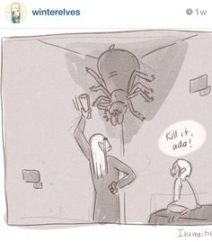 Mirkwood Spiders :S