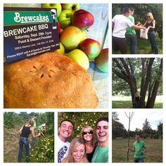 Apple picking in Oak Glen @ Redlands Brewcakes