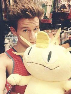 Ricky Dillon and Pokemon