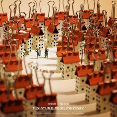 Tatsuya Tanaka continue à construire des Mondes minuscules pour son Calendrier miniature quotidien (4)