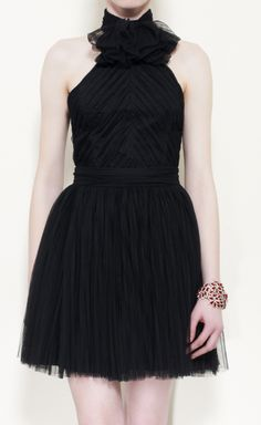 Fleur du Mal Black Dress: Love it