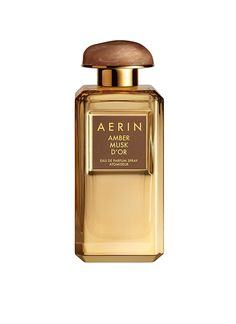 Amber Musk d`Or by Aerin Lauder is a Oriental Floral fragrance for women. This is a new fragrance. Amber Musk d`Or was launched in Top notes are m. Ari Perfume, Best Perfume, Perfume Bottles, Aerin Lauder, Estee Lauder, Ariana Grande Perfume, Amber, Cosmetics & Perfume, Perfume Collection