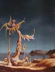 No sympathy for the devil   Johfra Bosschart, The Crystalline World