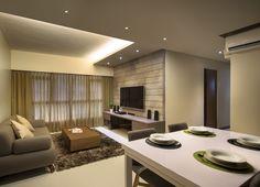 HDB - simple lighting