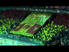 Eteläpäädyn tifo Aimo Mäkisen kunniaksi 20.3.2013. Tifo-videon traileri.