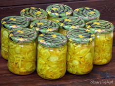 Edible Food, Canning Recipes, Preserves, Pickles, Mason Jars, Clean Eating, Food And Drink, Healthy Recipes, Cooking