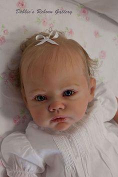 Romie Strydom Rainer Reborn baby doll Kit