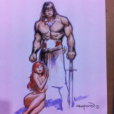 Toronto fan expo! By Cary Nord