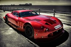 Best Sports Cars   :   Illustration   Description   TVR