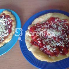 Fotografie receptu: Maďarské langoše Pancakes, French Toast, Pie, Breakfast, Desserts, Hana, Food, Torte, Morning Coffee