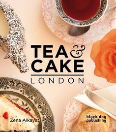Tea & Cake London // Zena Alkayat
