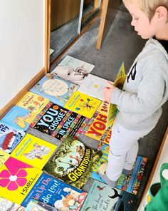 Choose your amount and allow the child to choose it helps them, read to find out more Storage Tubs, Book Storage, Under Bed Storage, Set A Reminder, What Book, What Goes On, Proud Of You, Super Excited, Book Collection