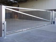 Get Gates & Fence It - Warehouse Control Gate Fences, Gates, Warehouse, Entrance, Stairs, Industrial, Home Decor, Wine Cellars, Picket Fences