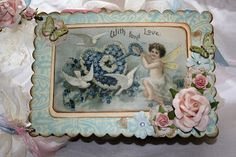 Shabby Beautiful Scrapbooking: January 2012