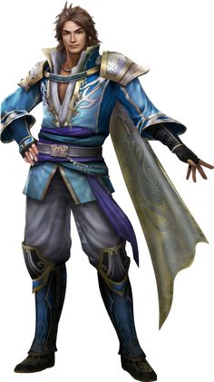 DW8 | Sima Zhao