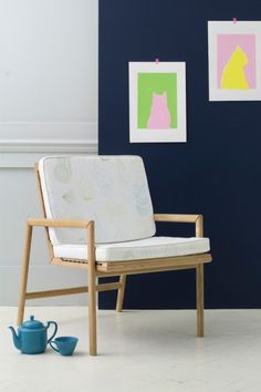 String Chair by Baines & Fricker