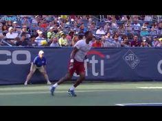 Monfils Makes Winning Start in D.C. Opening Round - Tennis Now