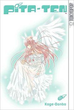Manga: Pita-Ten Vol. 8