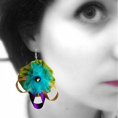 myMind / femme fatale  (earrings-náušky)