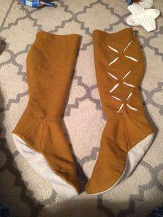 Both socks for HRM Timothy.