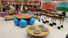 Many teachers are decking out their learning spaces with this new student-centered style. These flexible-seating classrooms will amaze you. Classroom Layout, New Classroom, Classroom Setting, Classroom Design, Classroom Organization, Classroom Decor, Classroom Management, Science Classroom, Classroom Arrangement