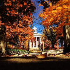 Wittenberg University in Springfield, Ohio.  I use to walk by this college when I was a kid and it is absolutely beautiful!!!