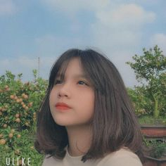 Save = follow me ♡ #Ngocmaipretty Ulzzang Korean Girl, Cute Korean Girl, Asian Girl, Korean Aesthetic, Aesthetic Girl, Korean Short Hair, Western Girl, Uzzlang Girl, Girl Photo Poses
