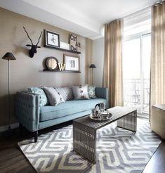 Die 25 besten Bilder von Kleines Wohnzimmer gestalten ...