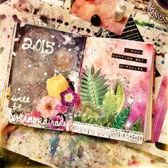 Art Journal by Jenndalyn
