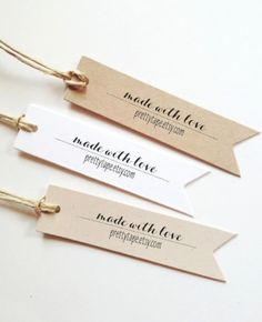 cute personalized gift tags
