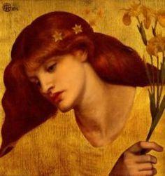 """""""Ritratto di Jane Morris""""  1868-74,  di Dante Gabriel Rossettii , pastello su cartone ,  cm 55,5 x 41  , GNAM , Roma ."""