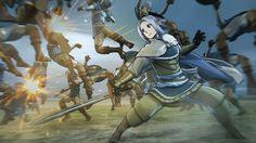 Cut Hordes of Samurai Down In ARSLAN: THE WARRIORS OF LEGEND - http://wp.me/p67gP6-2lu