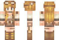 PixeledMe | Steampunk Minecraft Skin ✿ ☺. ☂ ☺