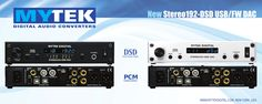 Mytek Digital | Stereo 192 DSD-DAC - currently the best DAC for the money & DSD capable - turned my system from Mid End to High End!